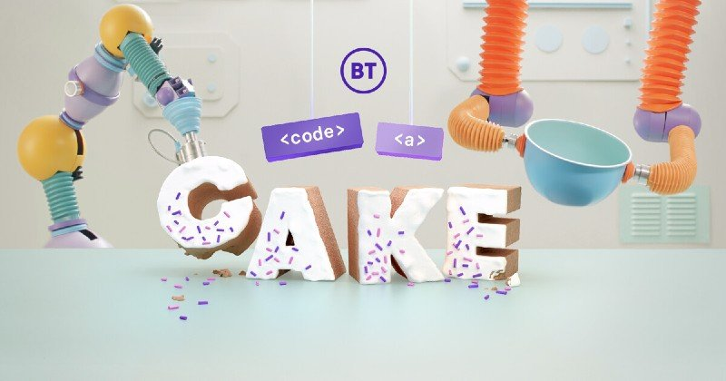 Code a Cake's online coding baking game
